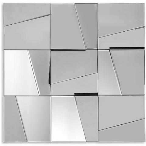 Moderni Specchi Da Parete Particolari.Arte Dal Mondo Specchio Figure Irregolari A Sbalzo Specchio Di Design Decorativo Moderno Grande Da Parete Hm032a8080 Eprice
