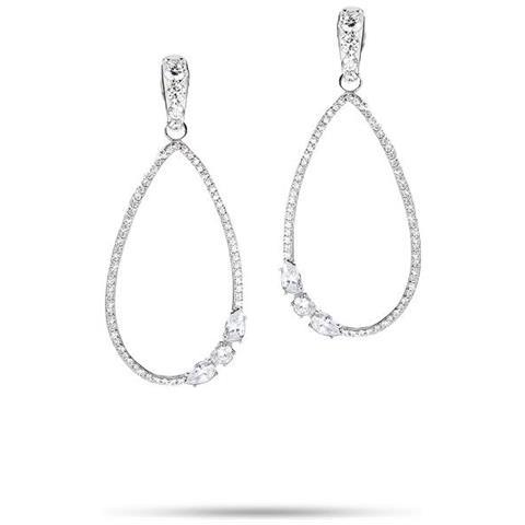 trova il prezzo più basso prodotti di qualità prezzo più economico MORELLATO - Orecchini Donna In Argento 925/1000 Bianco Con ...