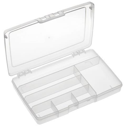 plastica panaro - cassetta porta minuteria - mm 240 x 151 - 7