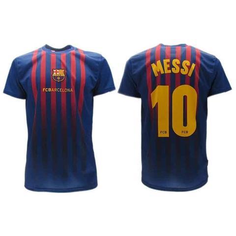 Il Distintivo Pesaro Bellissima Maglia Leo Messi Prodotto Ufficiale Fc Barcelona Con Ologramma Taglia Xl Da Adulto Maglietta Calcio Di Lionel Messi ...