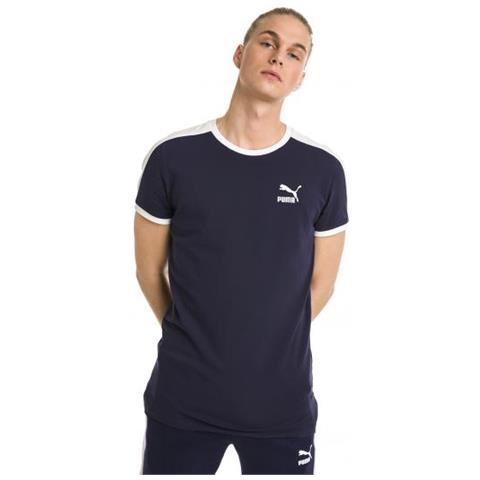 Puma Tee Xl T7 T Corta Uomo Iconic Shirt Manica Taglia lTFK1Jcu3