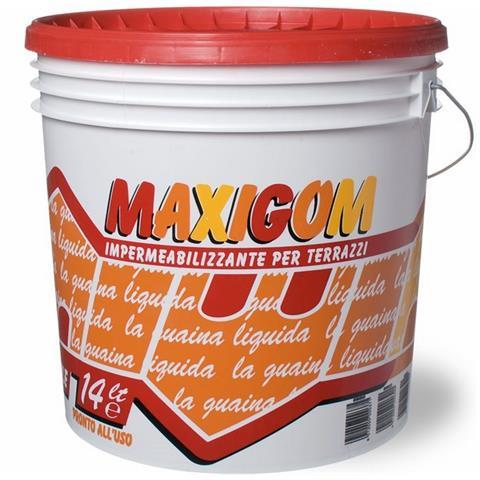 italchimica - Guaina Liquida Impermeabilizzante Maxigom Laiv Rosso ...