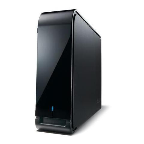 Buffalo Buffalo DriveStation Velocity HD-LXU3 disco rigido esterno 4000 GB Nero