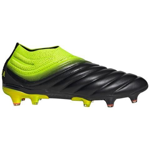 adidas Scarpe Calcio Adidas Copa 19+ Fg Exhibit Pack Taglia: 40 Colore: Nero Giallo