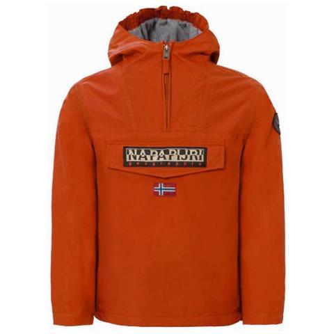 buy online f9b2a 572b3 NAPAPIJRI K Rainforest 1 Orange Rusty Giacca Bambini Tg. Anni 10a