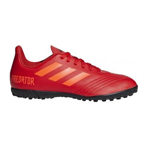 adidas - Predator 19.4 Tf Jr Scarpe Calcio Per Bambino Uk Junior 30 ... 2193cebf4d6