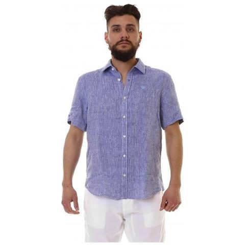 f3e5109a5c NORTH SAILS - Shirt Lino Camicia Manica Corta Uomo Taglia S - ePRICE