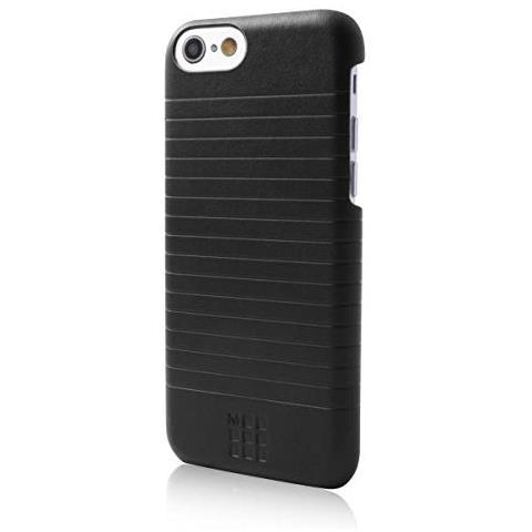 [Ricondizionato GOLD] Pu Leather Cover Bk Iphone 7 Plus