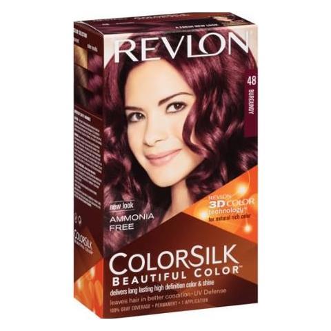 Revlon Tinta Per Capelli Colorsilk Senza Ammoniaca 48 Burgundy