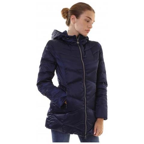 competitive price 142d5 015d0 EA7 Mountain W Down 3/4 Jacket Ho Shiny Piumino Donna Taglia M