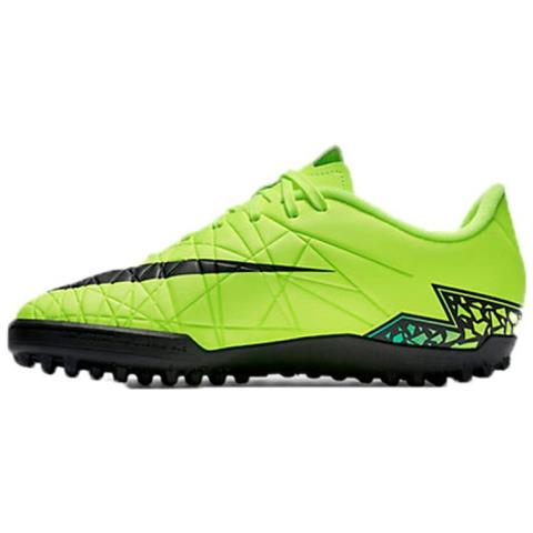 5d1832b17 Nike - Scarpe Calcetto Bambino Hypervenom Phelon Ii Tf Nero Giallo ...