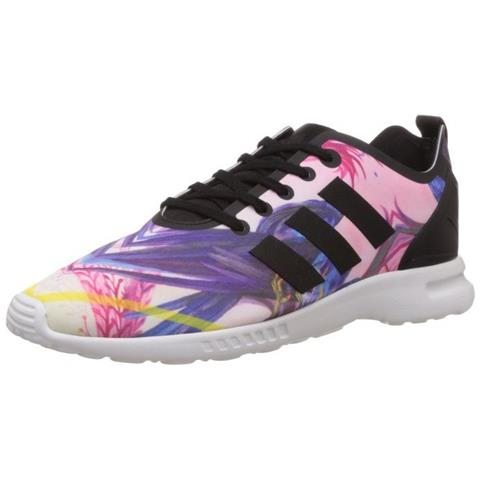 size 40 64d60 67dcb Adidas Zx Flux Smooth W Scarpe Sportive Donna Multicolor S82937 38,5