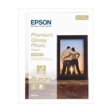 Epson Epson Premium Glossy Photo Paper - 10x15cm - 40 Fogli