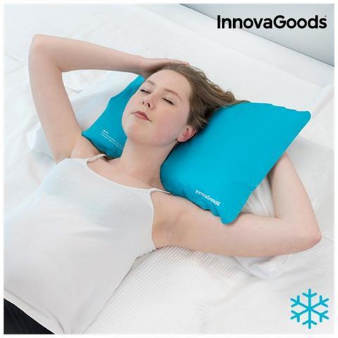 Cuscini Rinfrescanti.Innovagoods Cuscino Rinfrescante Riempibile Eprice