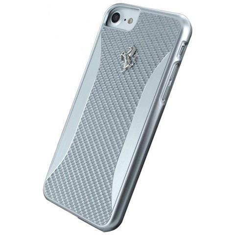 cover iphone 7 fibra carbonio