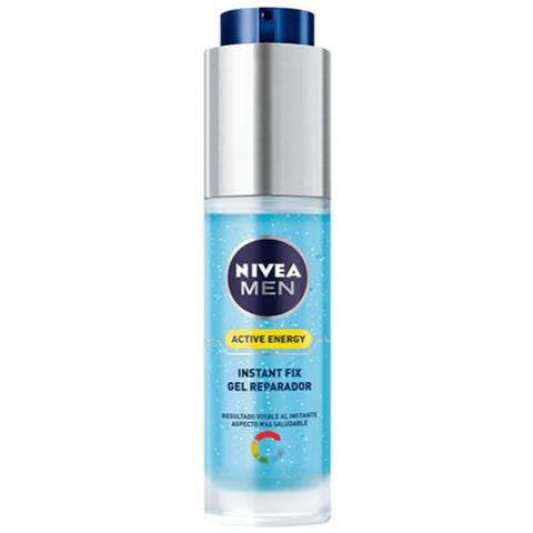release date superior quality new products NIVEA Trattamento viso uomo - Men Active Energy Instant Fix Gel 50ml