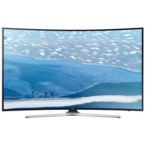 tv 4k 32 pollici curvo  SAMSUNG - TV LED Ultra HD 4K 49
