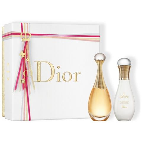 CHRISTIAN DIOR - J\'adore Set (Eau De Parfum 50ml + Body Lotion 75 Ml ...