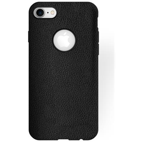 GENERIC Case Cover Silicone Tpu Nero Per Apple Iphone 5 5s 5se