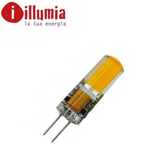 Lampadine Led G4.Illumia Lampadine Led G4 2w Smd 2 Pz Copertura In Silicone Luce Naturale 4000k I Led