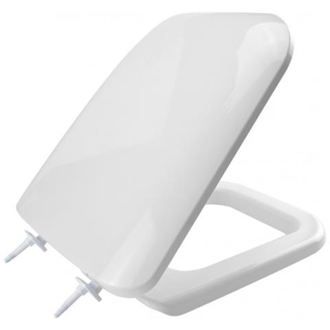 Ideal Standard Sedile Conca.Saniplast Sedile Wc Double Saniplast Per Sedile Conca Idealstandard In Termoindurente Con Cerniere In Nylon Eprice