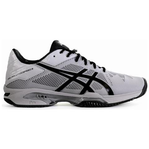 Asics Gel Solution Speed 3 Clay 9690 Scarpa Tennis Us 9 dc3d0e8dc04