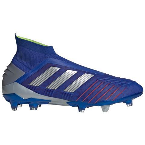 adidas Scarpe Calcio Adidas Predator 19+ Fg Exhibit Pack Taglia: 41,3333333333333 Colore: Blu Giallo