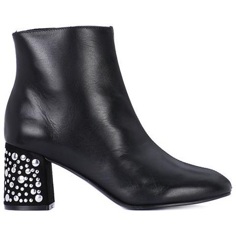 separation shoes 6f062 74e54 CafeNoir Scarpe Tronchetto Lc144010 Taglia 40 Colore Nero