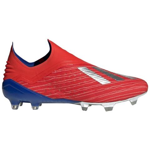 adidas Scarpe Calcio Adidas X 18+ Fg Exhibit Pack Taglia: 42 Colore: Rosso Blu