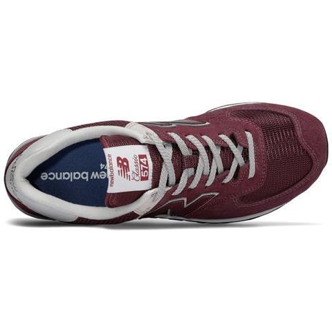 a469db43f2 NEW BALANCE - Scarpe Ml574egb Taglia 42 Colore Bordeaux - ePRICE