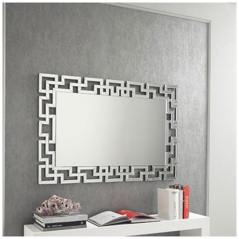 Stones - Specchio Rettangolare Da Parete Dal Design Moderno Mod ...
