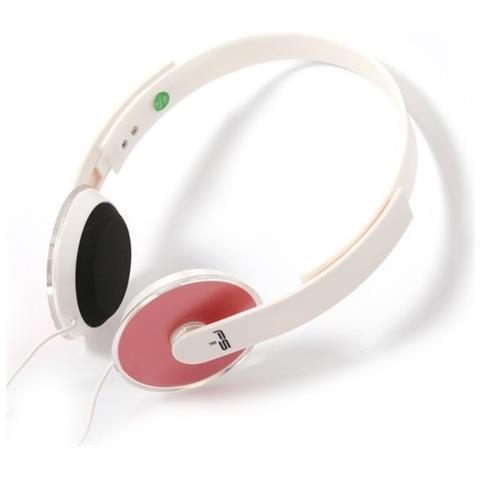 Trade Shop Cuffie Headset Con Microfono Stereo Per Smartphone Tablet Ipod  Mp3 Pc Sport. Zoom 9e8f48d4a464