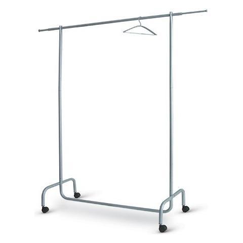 Appendiabiti In Metallo.Bianco Stand Appendiabiti Mod 920 Realizzato In Metallo Nel