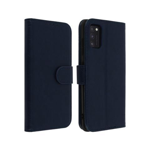 Custodia Samsung Galaxy S20 Plus sportellino Portadocumenti Protezione Nero