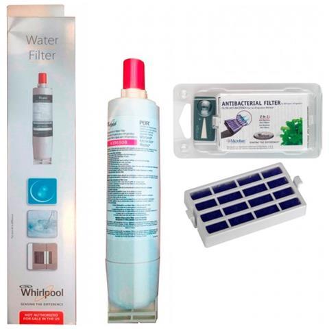 sbs001 filtro whirlpool  whirlpool - Filtro Acqua Frigo Sbs200 Ex Sbs001 481281728986 + ...