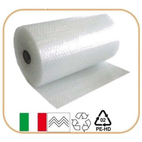 imballaggi2000 Pluriball Rotolo Altezza 100 cm Lunghezza 50 Metri Bolle D Aria Imballaggio