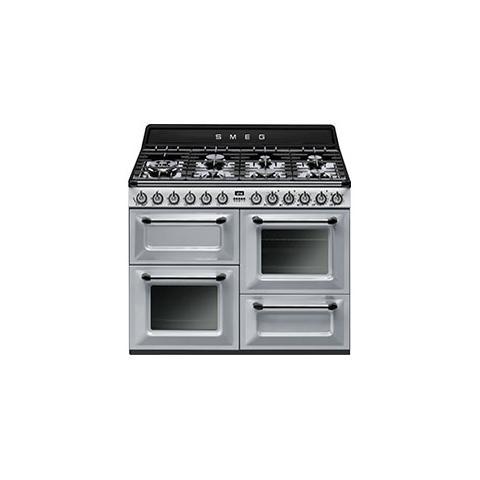 SMEG - Cucina a Gas TR4110S1 7 Fuochi Forno Elettrico Classe A ...