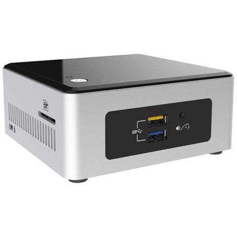 NUC5CPYH Intel Celeron N3050 No Ram No Hard Disk 4xUSB 3.0 Lettore di Schede FreeDos