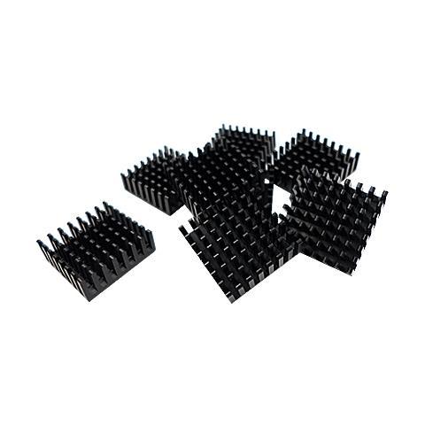 Accessori di Raffreddamento Hardware 14 mm Colore Nero