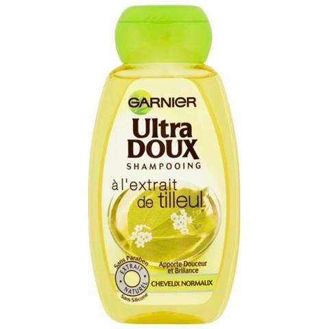 purchase cheap aefc4 3a59a GARNIER ultra Dolce - Shampoo Per Capelli Normali Con Estratto Di Tiglio,  400 ml, Set Di 3