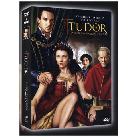tudor dvd  SONY PICTURES - Dvd Tudor (i) - Scandali A Corte-stag. 02 - ePRICE