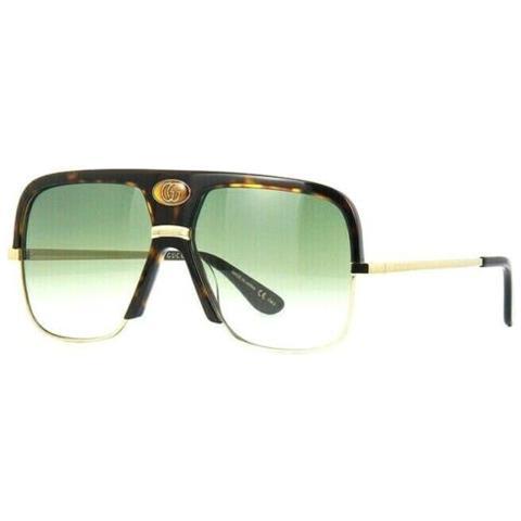 best sneakers c9340 bf424 Gucci Occhiali Da Sole Uomo Gg0478s Colore 002 Calibro 59/14