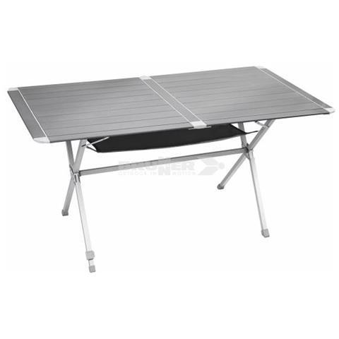 Tavoli Pieghevoli Alluminio Offerte.Brunner Mercury Gapless Compact 6 Tavolo Pieghevole Posti In