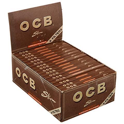 Cartine X Tabacco.Ocb 32 Cartine E 32 Filtri Per Sigarette Eprice