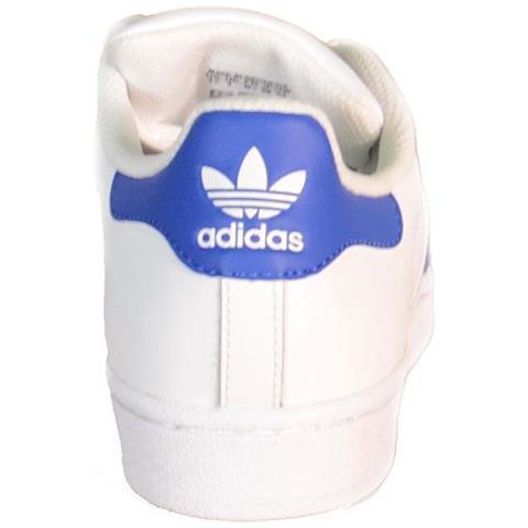 scarpe adidas bianche e blu