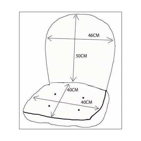 a7a2610535 |Descrizione|Consegna e Pagamento. GRUPPO MARUCCIA Cuscino Per Sedia ...