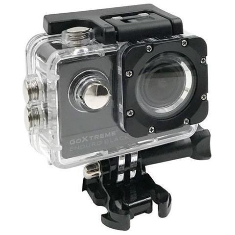 Action Cam GoXtreme Enduro Black 4K Ultra HD Display 2