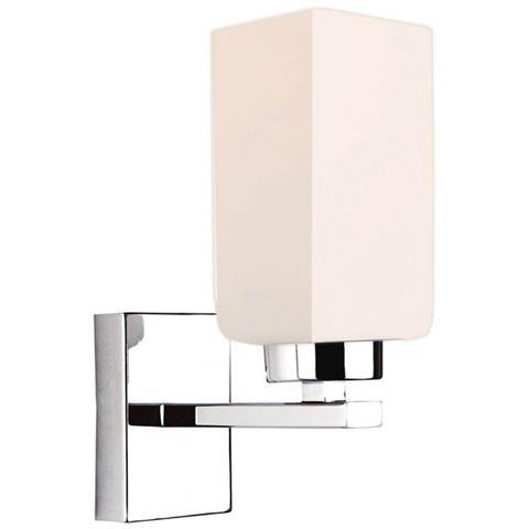 Homemania Lampada A Parete Elit Cromo Design Classico Arredo
