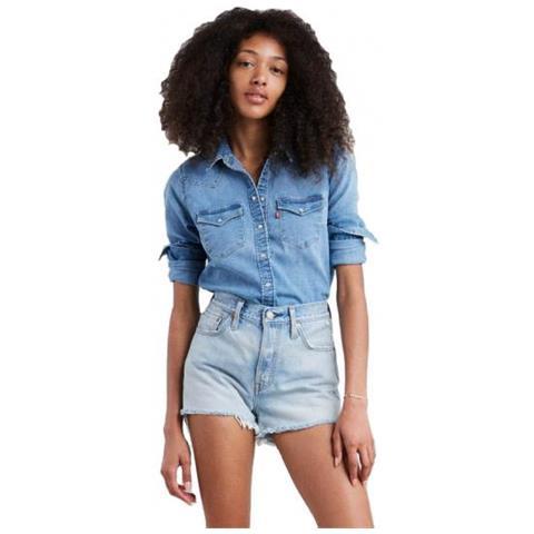 da66e32493ad LEVI S - Ultimate Western Shirt Camicia Da Donna Taglia L - ePRICE