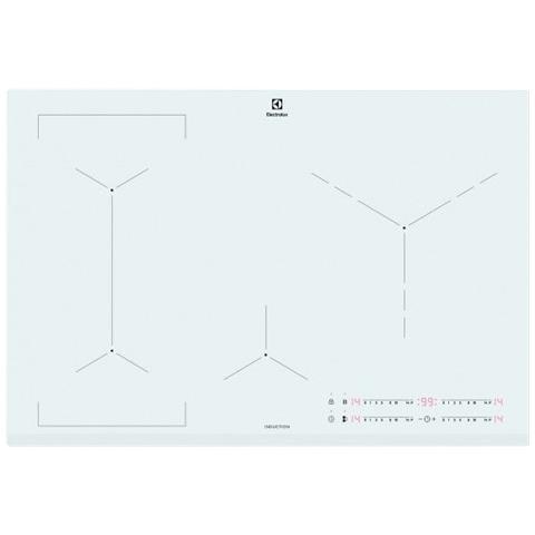 Electrolux Piano Cottura Eiv83443bw A Induzione 4 Zone Cottura Da 80 Cm Colore Bianco Eprice